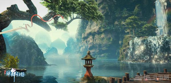 神舞幻想游戏场景截图2