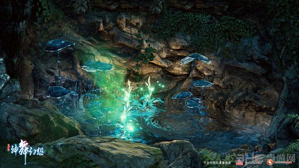 神舞幻想游戏场景截图3
