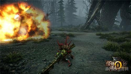 怪物猎人OL铳枪3