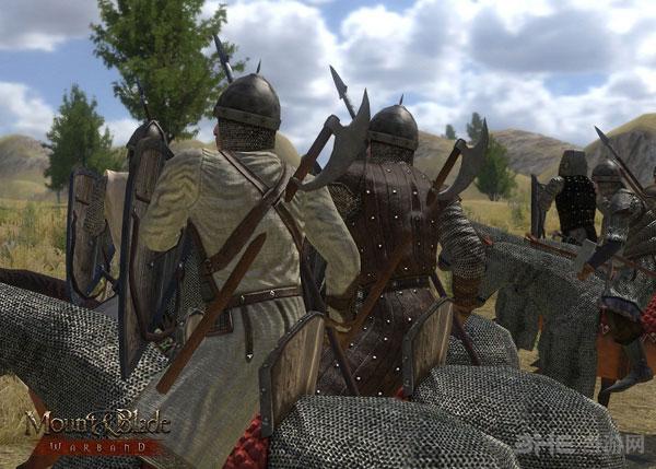 骑马与砍杀维京征服俘虏1