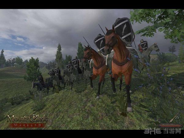 骑马与砍杀维京征服野怪分布1