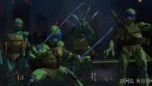 忍者神龟曼哈顿突变体截图3