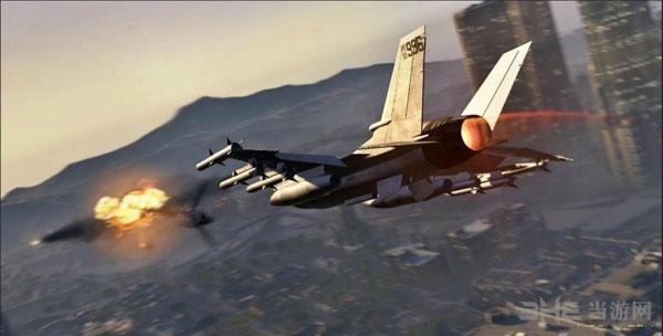 侠盗猎车手GTA5怎么取得联机模式中P-966飞机攻略1