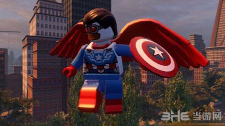 乐高漫威超级英雄