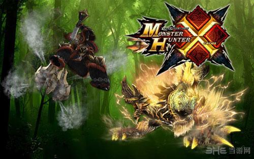 怪物猎人X截图1