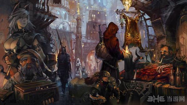 PSV平台角色扮演大作《剑之街的异邦人》发售日推迟1