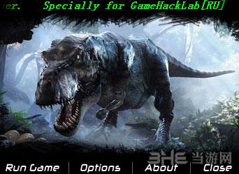 恐龙猎人五项修改器截图0