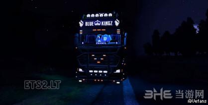 欧洲卡车模拟2斯堪尼亚R730灯光MOD截图0