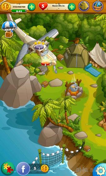 水晶岛电脑版截图1