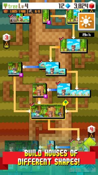 像素树小镇电脑版截图2