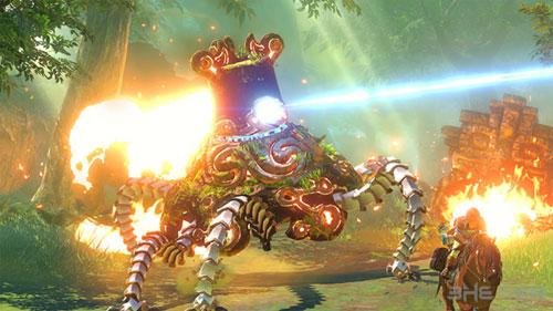塞尔达传说WiiU截图1