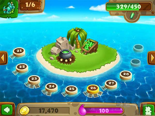 我的岛屿王国截图2