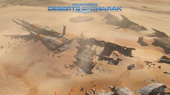 家园:卡拉克沙漠截图2