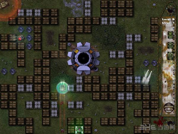 爆裂坦克截图2