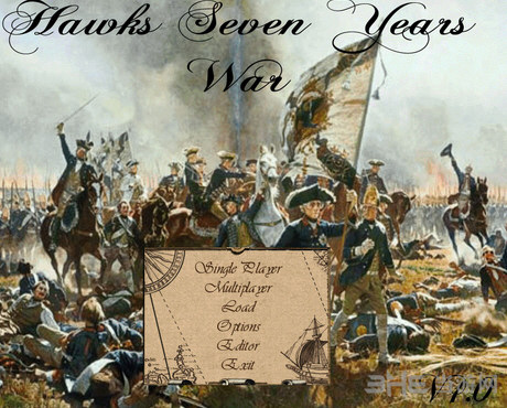 七年战争(1756-1763)v1.098升级档+破解补丁截图0