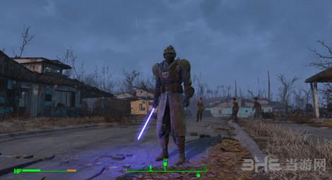 辐射4光剑MOD截图0