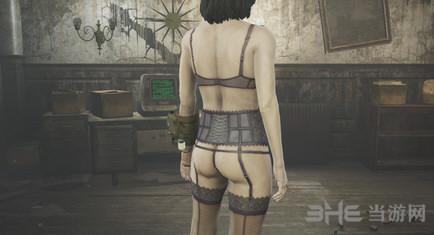 辐射4性感衣服MOD截图1