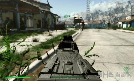 辐射4中式突击步枪MOD截图1