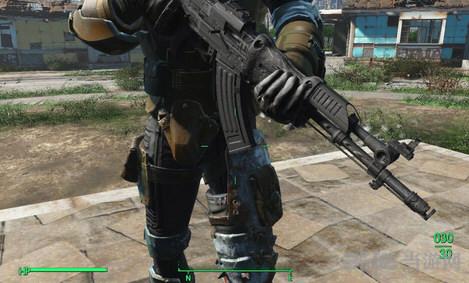 辐射4中式突击步枪MOD截图2