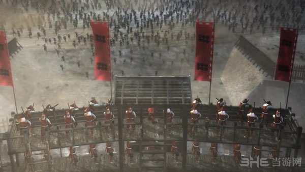 信长之野望创造战国立志传预告片截图3