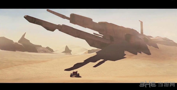 家园卡拉克沙漠预告片截图3