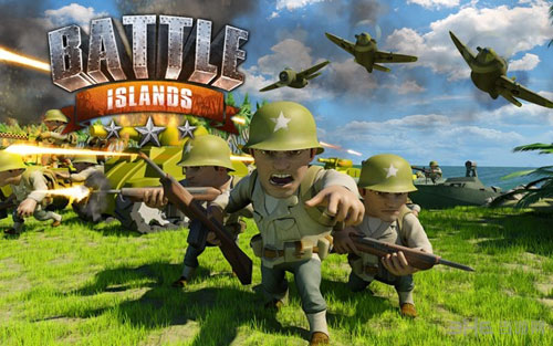 岛屿之战电脑版截图0