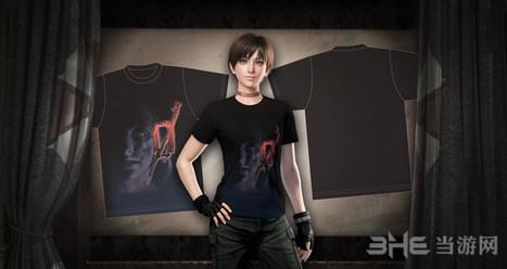 生化危机0高清重制版瑞贝卡T恤DLC截图0