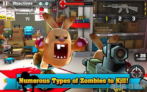 迷你行动:僵尸世界大战电脑版截图3