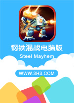 钢铁混战电脑版(Steel Mayhem)安卓无限金币版v1.0.4