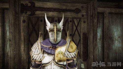 上古卷轴5天际十字军盔甲圣骑士之辉MOD截图3