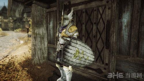 上古卷轴5天际十字军盔甲圣骑士之辉MOD截图0