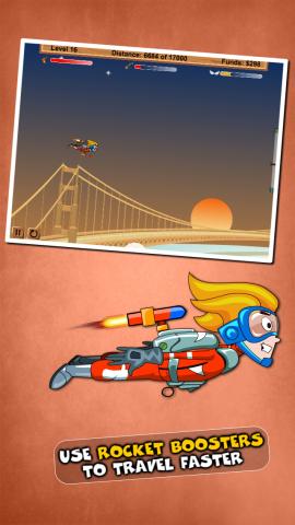 飞行超人电脑版截图0