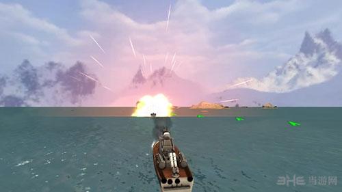 海军的狂怒战舰3D电脑版截图0