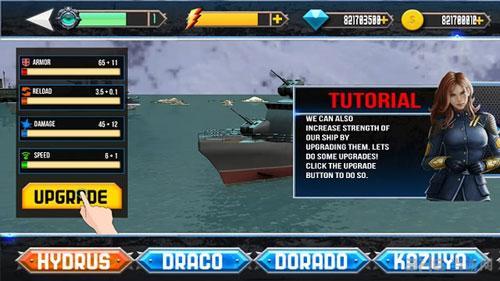 海军的狂怒战舰3D电脑版截图1