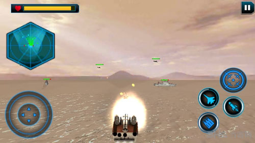 海军的狂怒战舰3D电脑版截图2