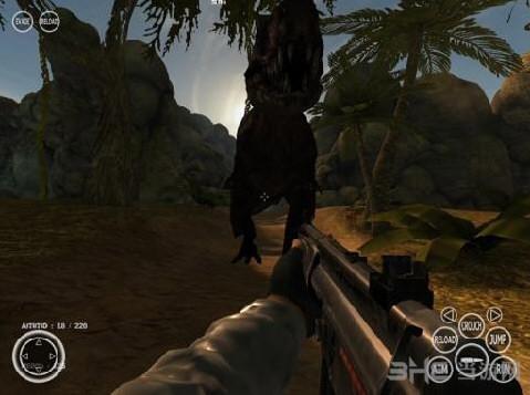 猎杀恐龙:非洲合约恶魔猎人资料片单独破解补丁截图0