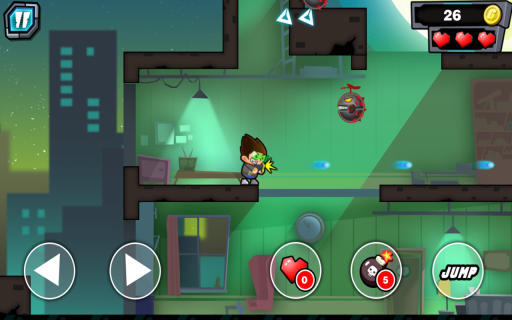 小小英雄:别动队电脑版截图2