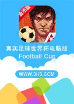 真实足球世界杯电脑版(Football Cup Real World Soccer)安卓破解金币版v1.0.0