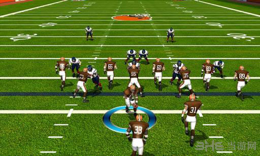 2013热血橄榄球电脑版截图1