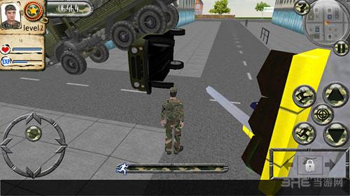 军车驾驶电脑版截图3