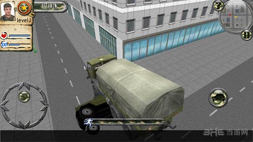 军车驾驶电脑版截图2
