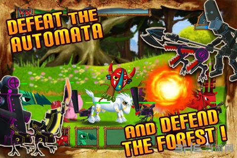 森林捍卫者电脑版截图1