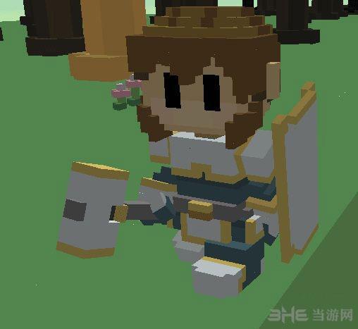 石炉A11圣骑士MOD截图0