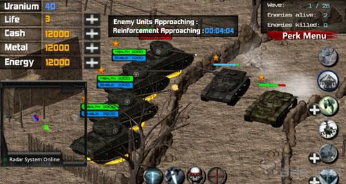超级坦克沙漠风暴3电脑版截图3