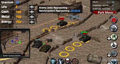 超级坦克沙漠风暴3电脑版截图2