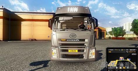 欧洲卡车模拟2MB Actros2016珍珠内饰MOD截图0