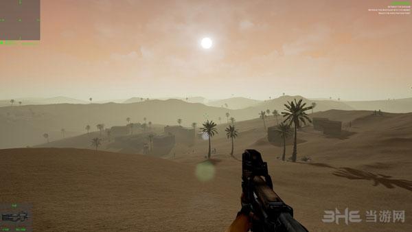 沙漠惊雷:突袭部队截图2
