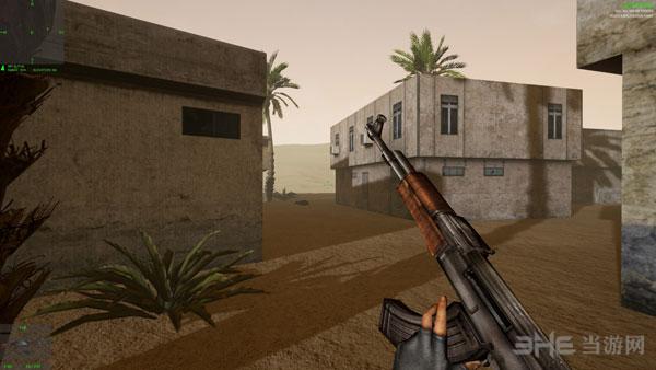 沙漠惊雷:突袭部队截图0