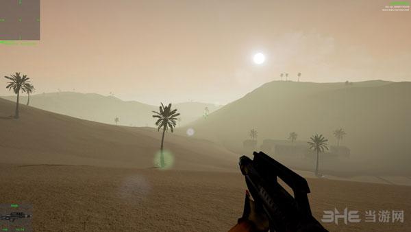 沙漠惊雷:突袭部队截图1