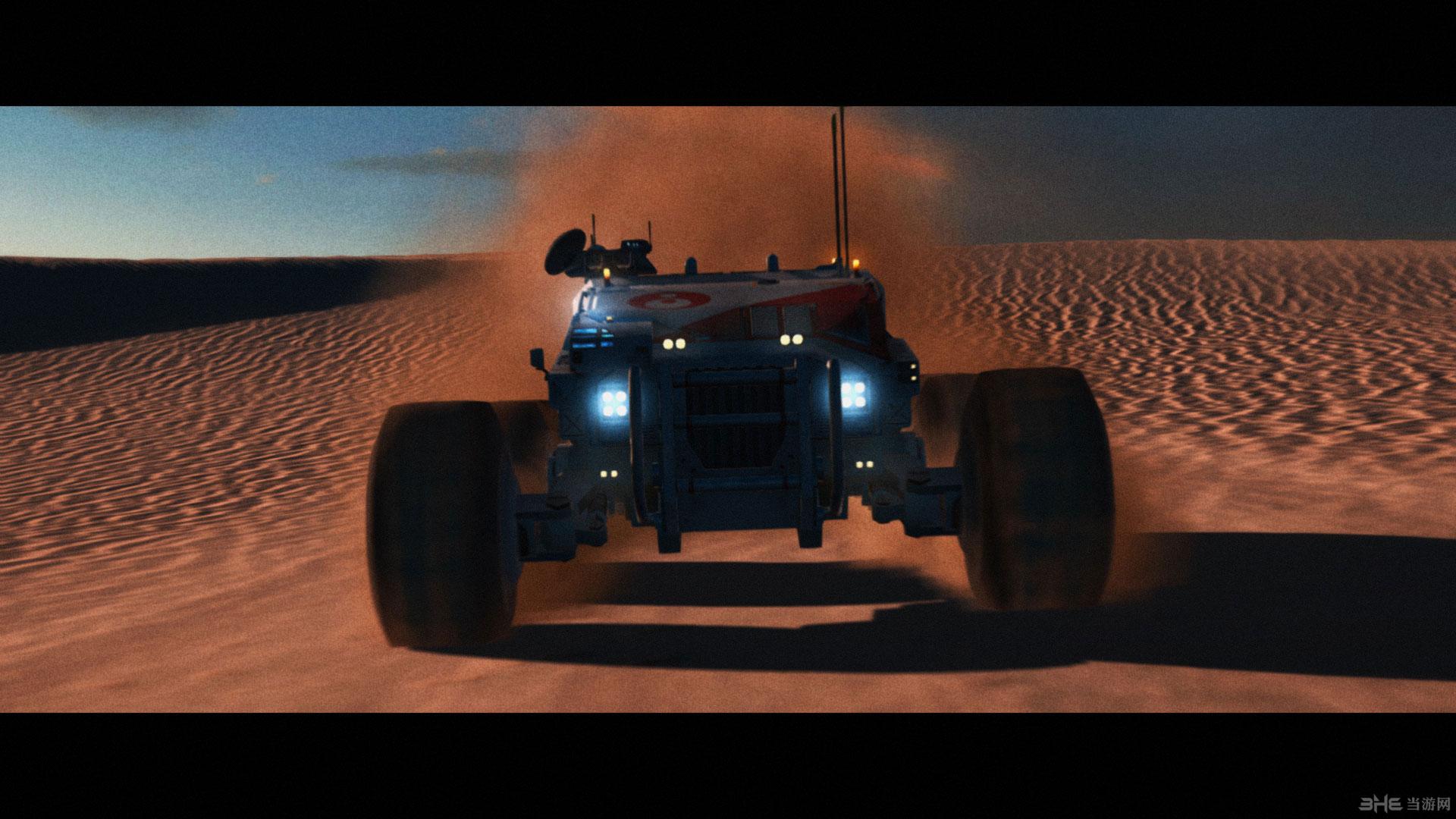 家园:卡拉克沙漠电影画质效果补丁截图1